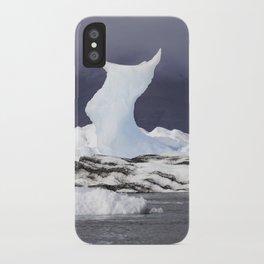 Glacier Lagoon Iceland iPhone Case