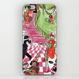Hausu iPhone Skin