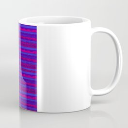 Violet Pattern Coffee Mug