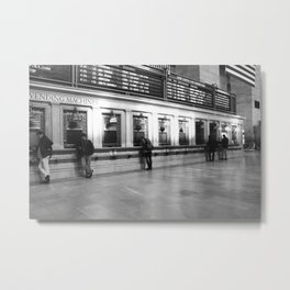 Grand Central NYC Metal Print
