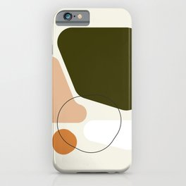 Nectar 03 || Abstract Painting iPhone Case