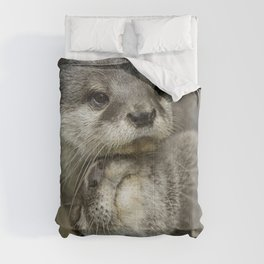 Otter Cuddle Comforters