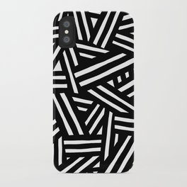 Monochrome 01 iPhone Case