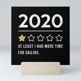 Sailing Gift 2020 Mini Art Print