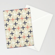 Midcentury Pattern 04 Stationery Cards