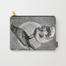 Together Forever - Circle Carry-All Pouch