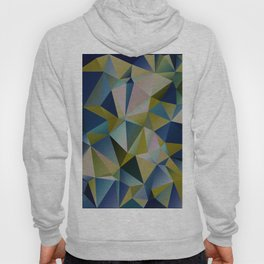 Abstract Composition 555 Hoody