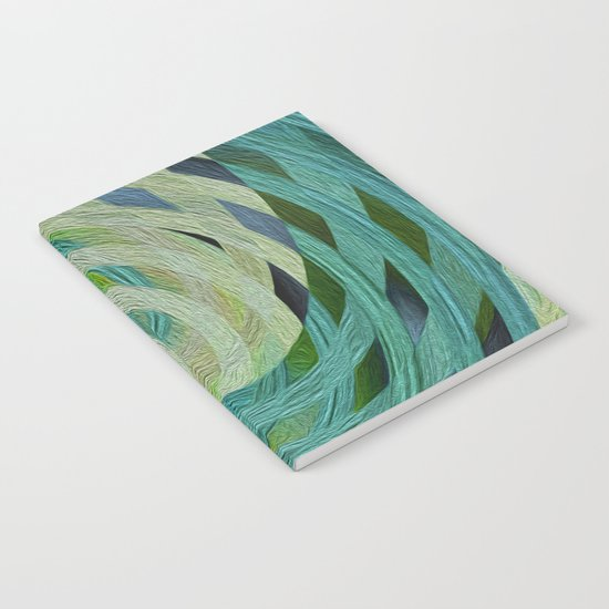 Turned Notebook