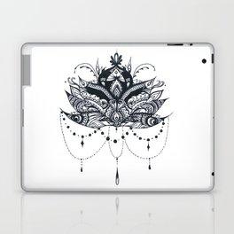 Lotus with Jewels Laptop & iPad Skin