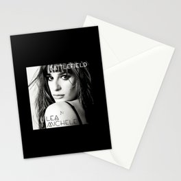 Lea Michele-Battlefield-Photo Stationery Cards