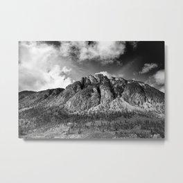 Mtn 1 Metal Print