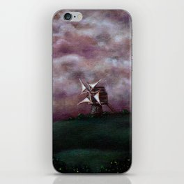Wind Power iPhone Skin