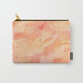 Nothing But Peach Carry-All Pouch
