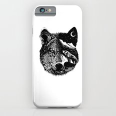 Night wolf Slim Case iPhone 6s
