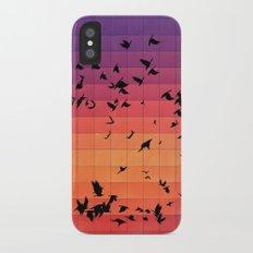 dyspyryt dysk Slim Case iPhone X