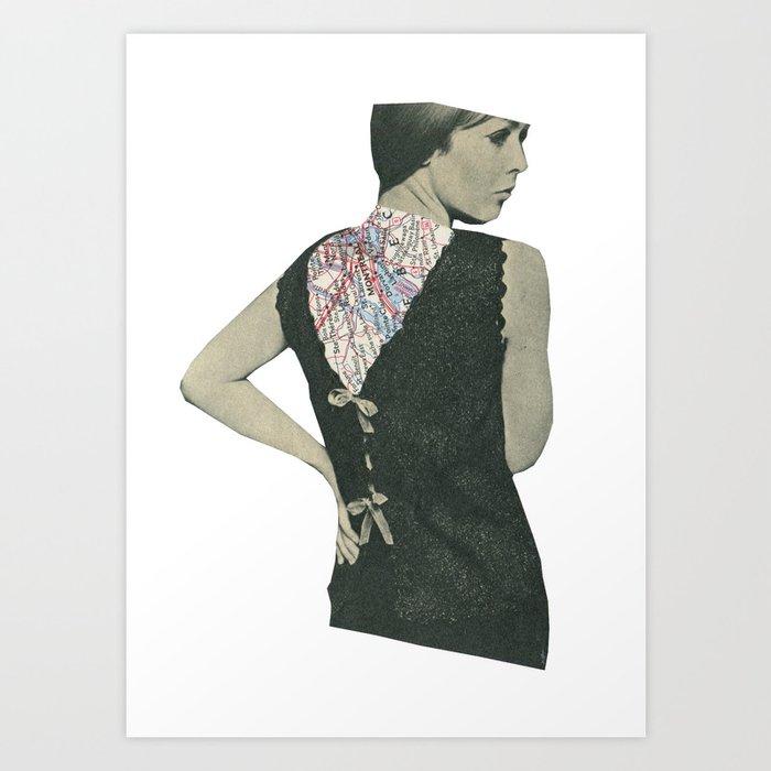 No Walk Over Art Print