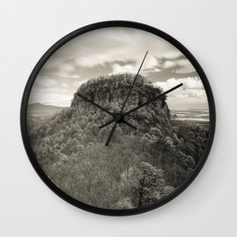 Pilot Mountain i Wall Clock