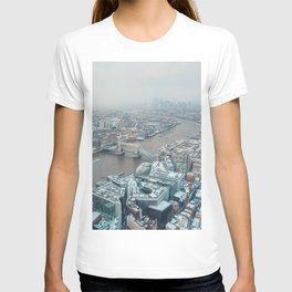 Snowy London T-shirt