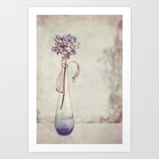 SUMMER REMEMBRANCE Art Print
