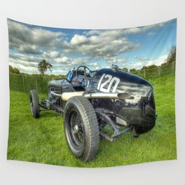 GN Instone Special  Vintage Racing Car Wall Tapestry