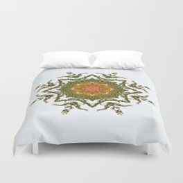 The Colors of Fall.... Duvet Cover