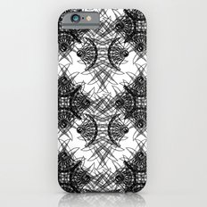 Knives Pattern iPhone 6s Slim Case