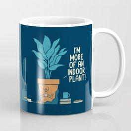 Indoor Plant Coffee Mug