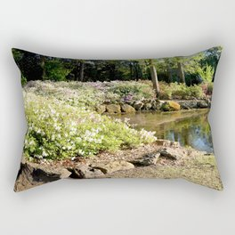 Muscogee (Creek) Nation - Honor Heights Park Azalea Festival, No.06 of 12 Rectangular Pillow