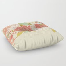 garden party Floor Pillow