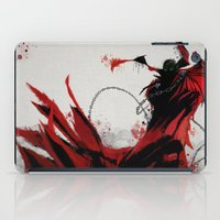 spawn iPad Cases featuring Spawn by Scofield Designs