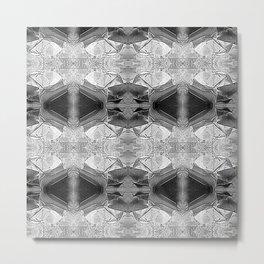 Modul-Textile IV Metal Print