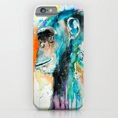 Chimpanzee iPhone 6s Slim Case