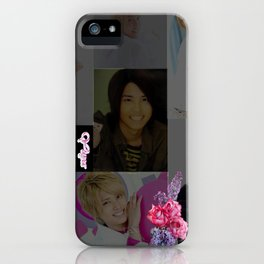 Floral Love Tego iPhone Case