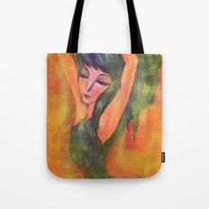 Dancing in Light Tote Bag