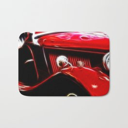 Ford V8 Bath Mat