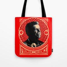 Walter Bishop - Fringe Science (RED) Tote Bag