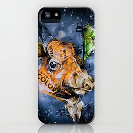 lucidity iPhone Case