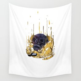 Die with Dream Wall Tapestry