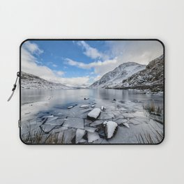 Broken Ice Laptop Sleeve