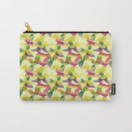 tropical transparences Carry-All Pouch