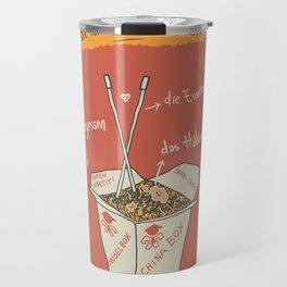 Die Nudelbox Travel Mug