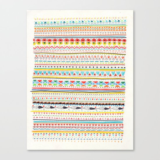 Pattern No.2 Canvas Print