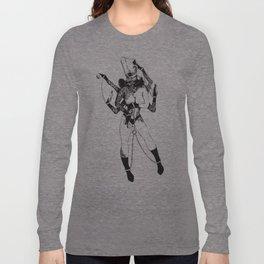 Bondage Burn Victim (Anthony Cooper) Long Sleeve T-shirt