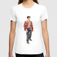 tyler durden T-shirts featuring Tyler Durden by Ayse Deniz