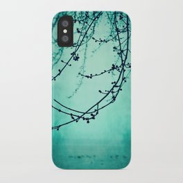 Fog of Green iPhone Case