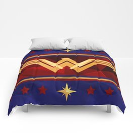 Wonder Power Courage Comforters
