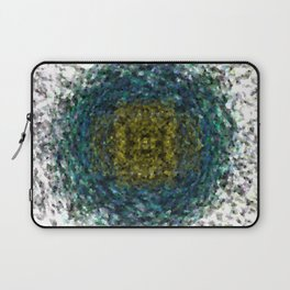 Geode Abstract 01 Laptop Sleeve
