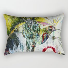 Manifest Magic Rectangular Pillow