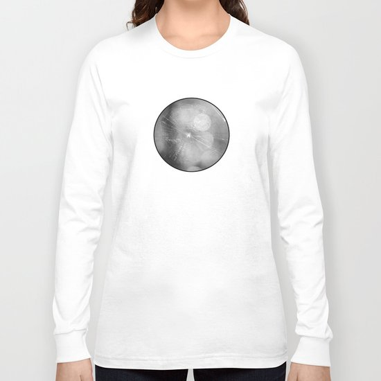 Spinning Tales in the Dark Long Sleeve T-shirt