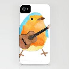 music bird Slim Case iPhone (4, 4s)